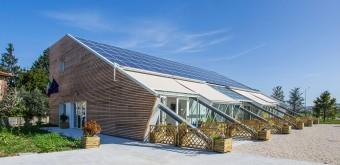 scuola materna e parco solare